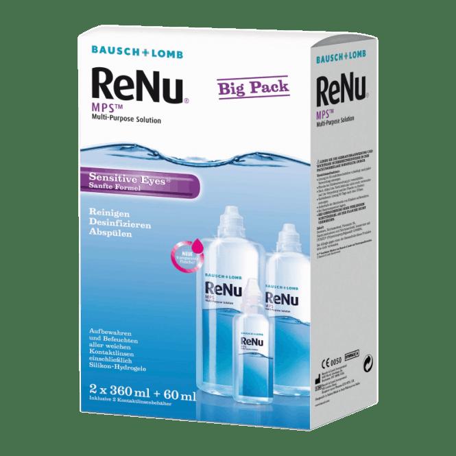 ReNu MPS - 2x360ml + 60ml inkl. Behälter
