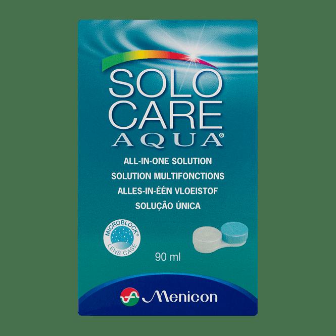 SoloCare Aqua - 90ml inkl. Behälter