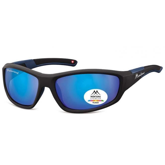 Sportbrille SP311B Schwarz / Blau