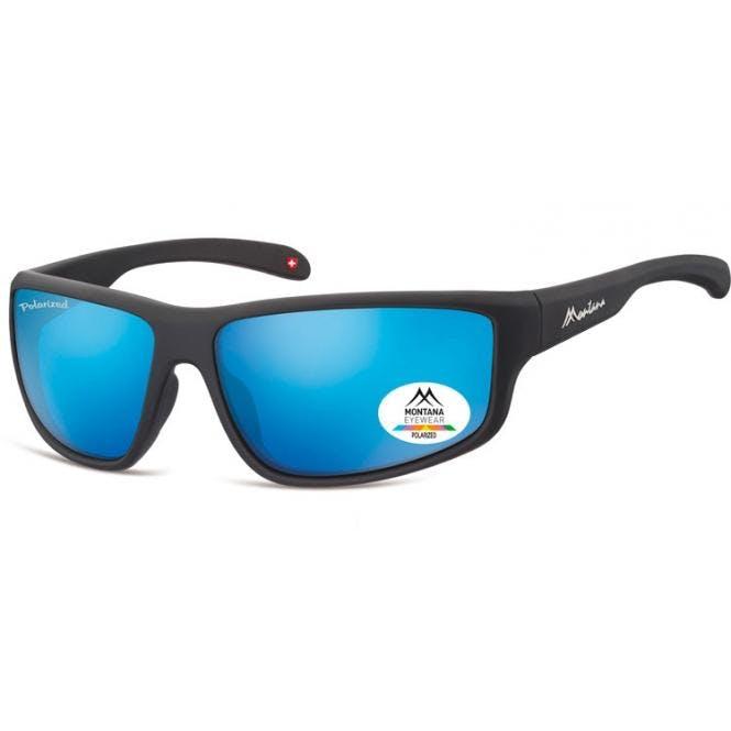 Sportbrille SP313C Schwarz / Blau