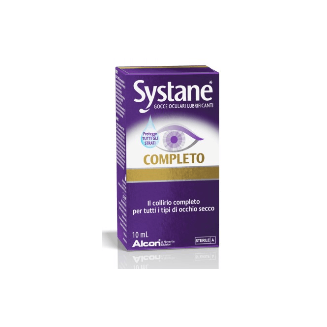Systane Complete 10ml Flasche