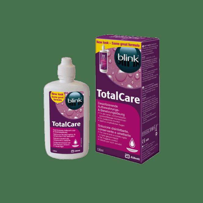 blink Total Care Desinfektion/Aufbewahrung - 120ml