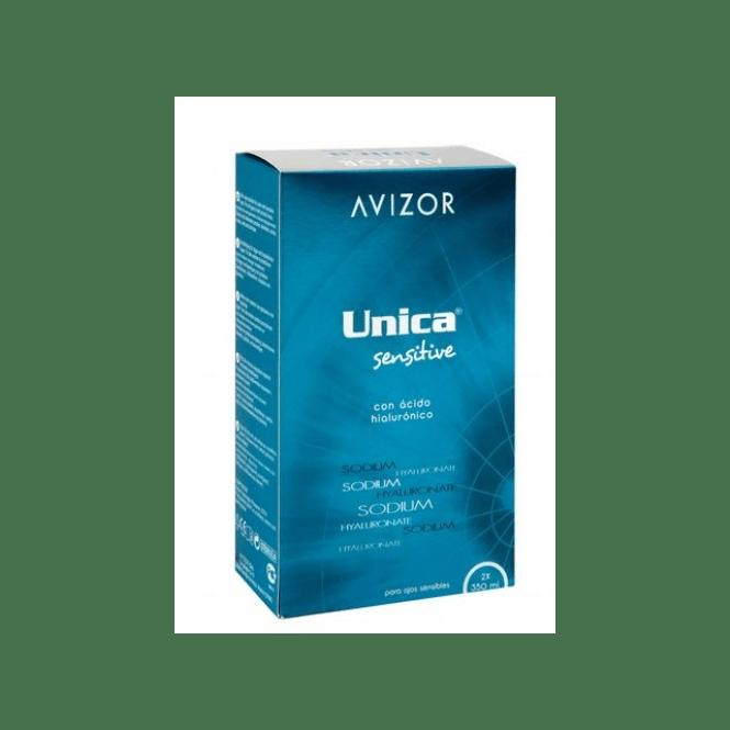 Unica Sensitive - 2x350ml inkl. Behälter