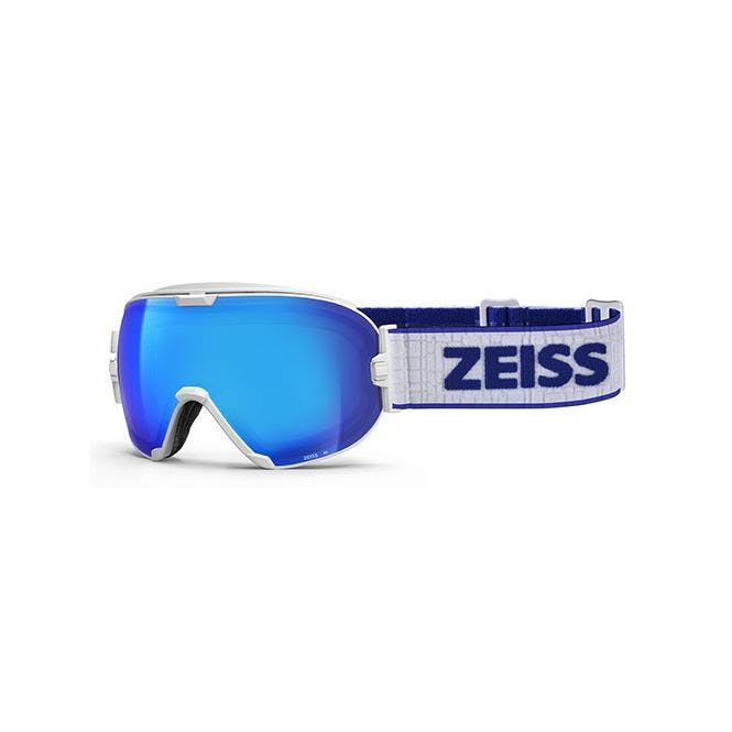 Zeiss Snow Goggles Interchangeable - GG04IN - White/ML Blue/Sonar