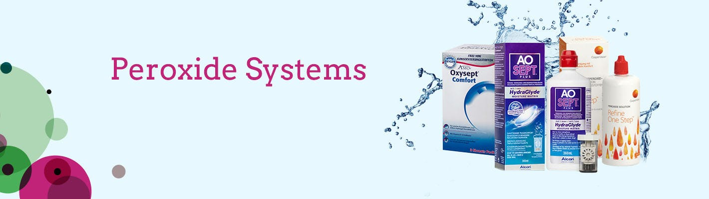 Peroxide Systems