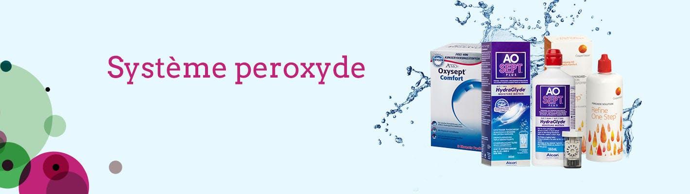 Système peroxyde