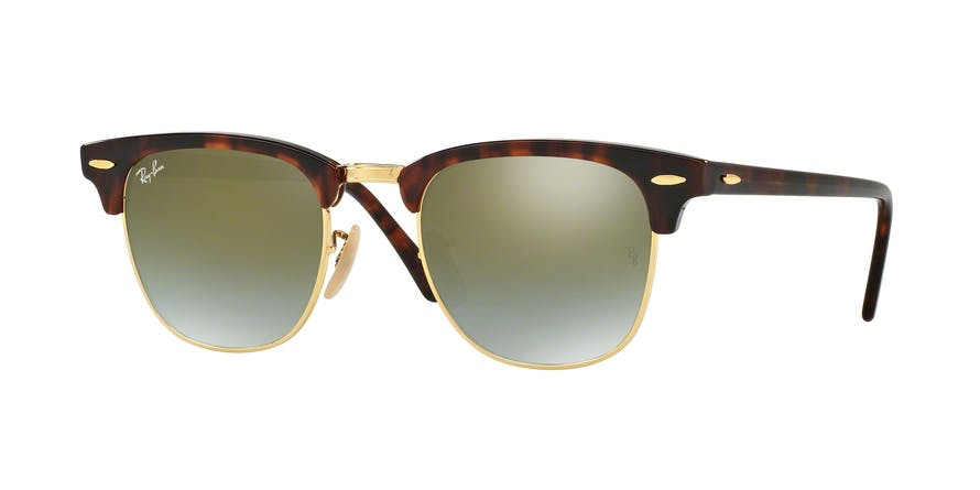 697f9e54f Sunglasses - Ray-Ban Clubmaster RB3016 - 990/9J 51/21 - buy online ...