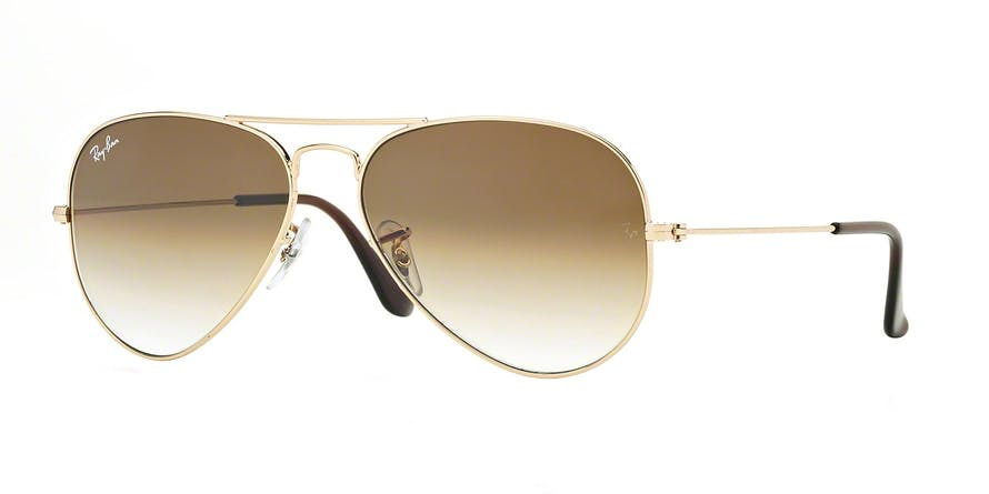 Sunglasses - Ray-Ban Aviator Large Metal RB3025 - 001-51 55-14 ... 75db656b6
