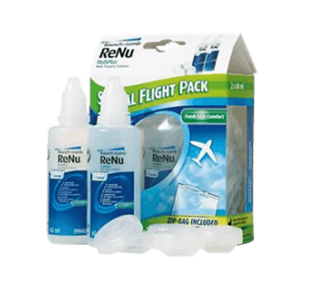 ReNu MultiPlus Flight Pack 2x60ml BAUSCH+LOMB