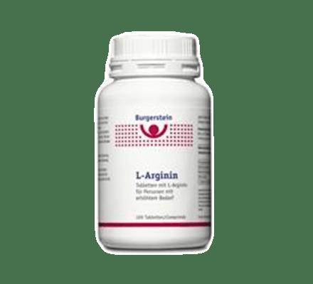 Burgerstein L-Arginin 100 Tabletten
