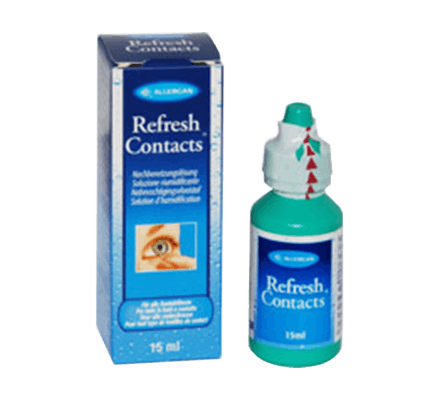 Refresh Contacts Benetzungstropfen 15ml