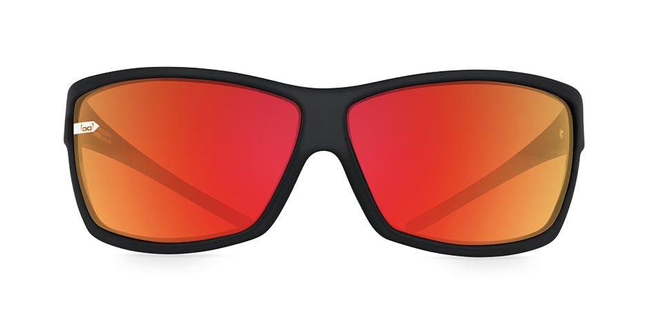 gloryfy unbreakable eyewear gi8/Panto Gris Lunettes de Soleil GLORYFY Anthracite M