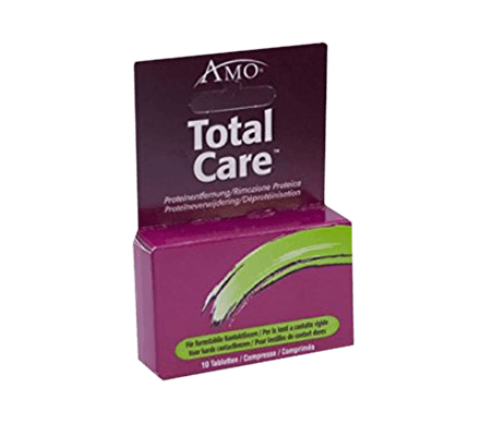 Total Care Proteinentfernung - 10 Tabletten