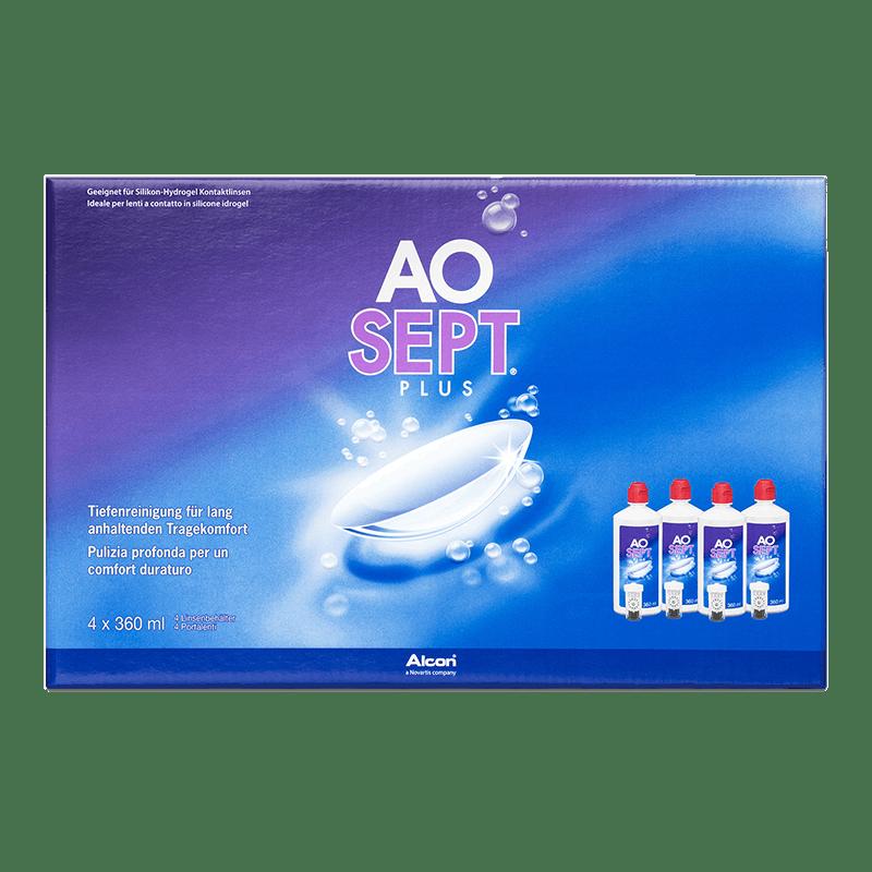 AO Sept Plus - 4 x 360ml