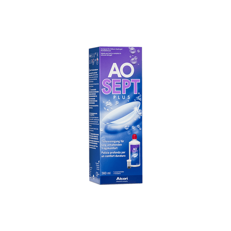 AO Sept Plus - 360ml & Behälter