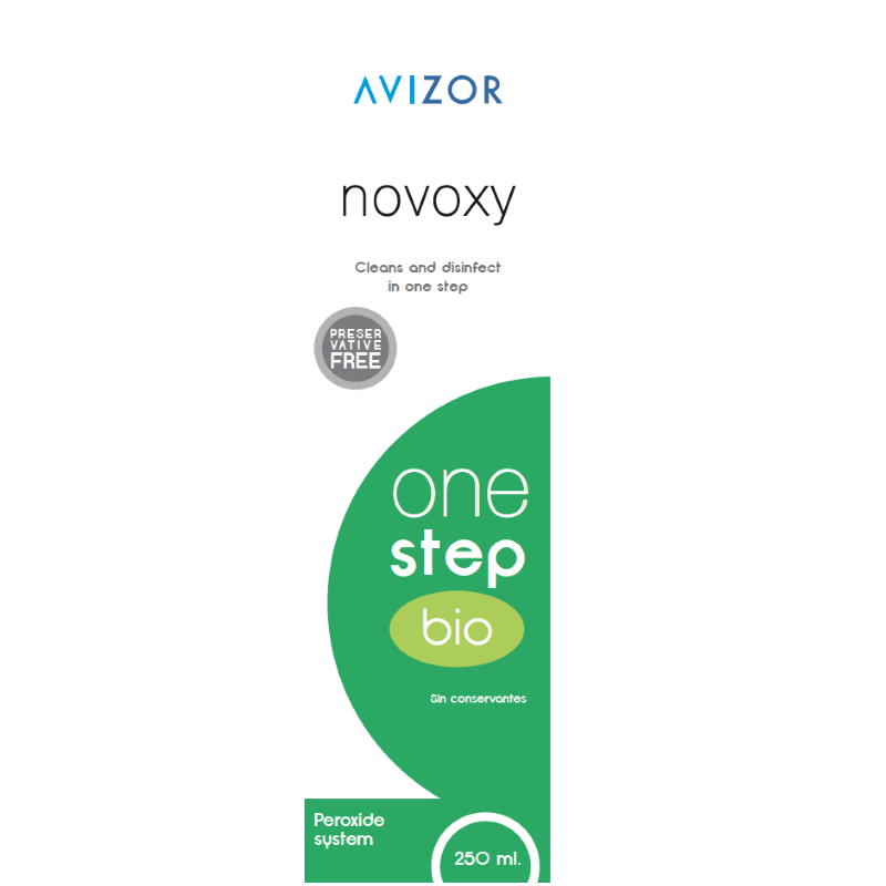 Avizor One Step Bioindikator - 250ml & 30 Tabletten, 1 Behälter