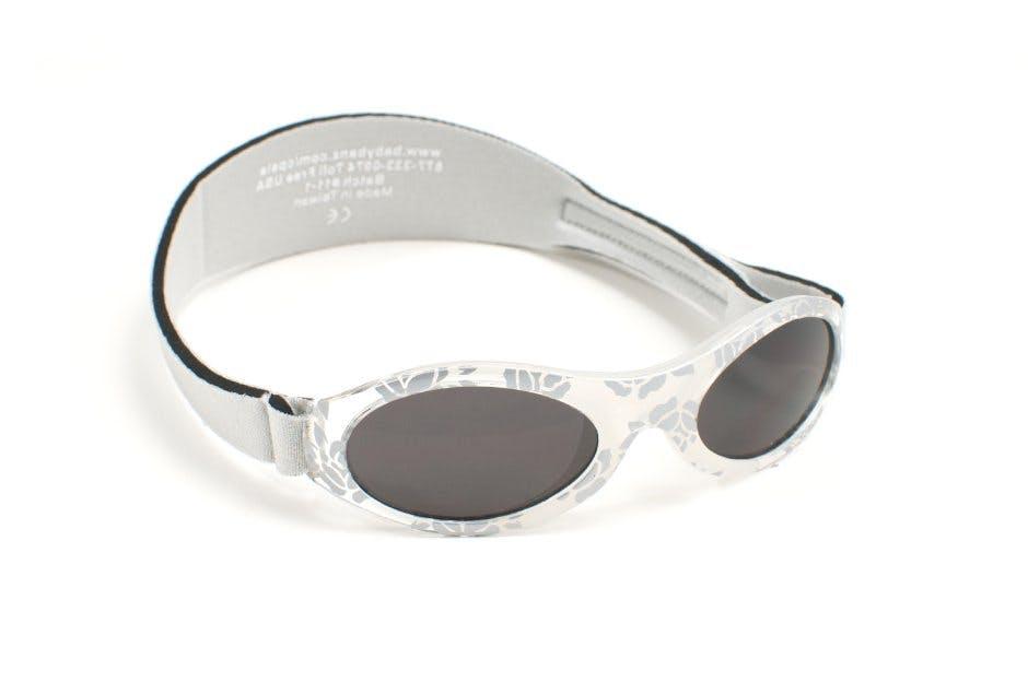 KidBanz Silver Leaf (2-5 Jahre) Babysonnenbrillen von Baby Banz
