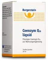 Burgerstein Coenzym Q10 liquid 20ml