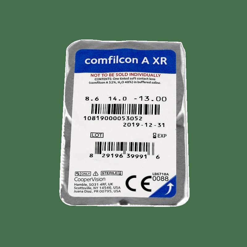 Comfilcon A XR      6-Monatslinsen
