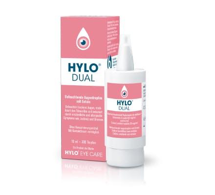 HYLO-DUAL Augentropfen - 10ml