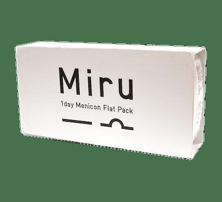 8bab9626e337a Contact Lenses - Miru 1day Menicon Flat Pack - 90 Lenses - buy ...