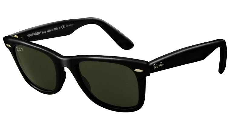 b549ead6f7 Sunglasses - Ray-Ban Original-Wayfarer RB2140-901-58 Pol. 54-18 ...