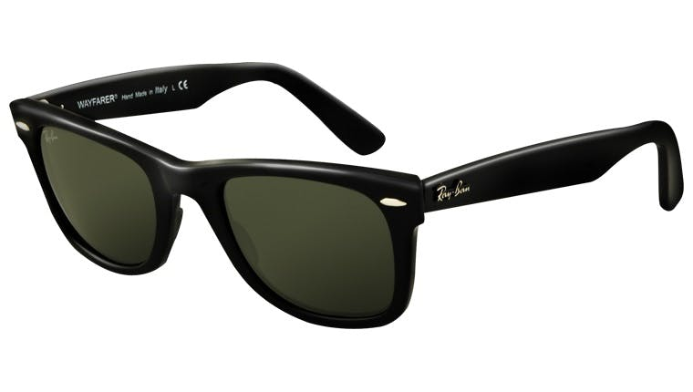 1a17f75db69f6 Sunglasses - Ray-Ban ORIGINAL-WAYFARER RB2140 - 901 Black 54-18 ...