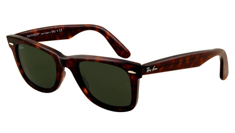 a4ac32192d Start scanning   . Zoom. Ray-Ban Original-Wayfarer RB2140-902 Green 50-22