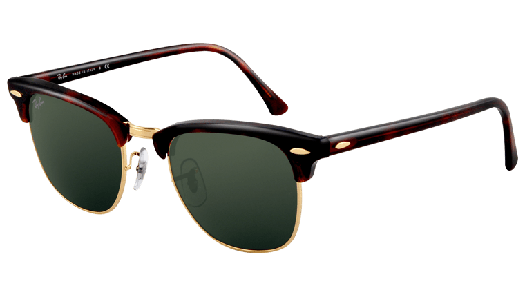 08c8b695d20 Sunglasses - Ray-Ban Clubmaster RB3016 - W0366 Mock Green 49-21 ...