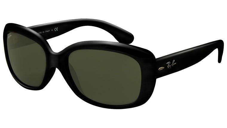 ee6dd276bb Sunglasses - Ray-Ban Jackie ohh RB4101 - 601 Black 58-17 - buy ...