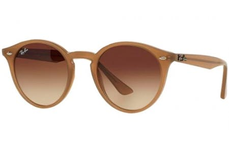 1811cb2f6d Sunglasses - Ray-Ban RB2180 - 616613 Brown Faded 49 21 - buy online ...