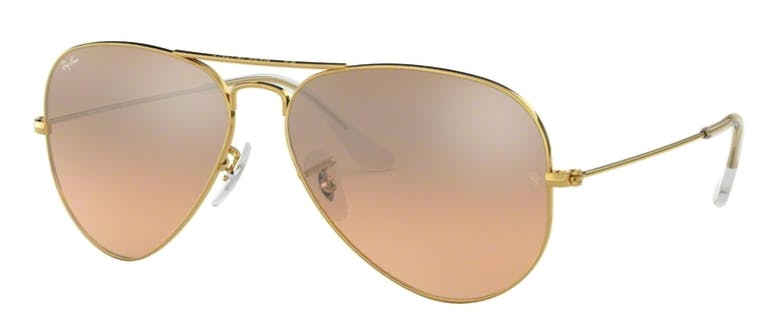 Ray-Ban Aviator Large Metal RB3025 - 001-3E 55-14