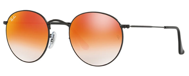 Ray-Ban ROUND METAL 50-21 RB3447 002/4W