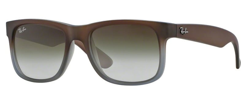 31cb0ee54fd7 Sunglasses - Ray-Ban Justin RB4165 - 854-7Z Brown 51-16 - buy online ...