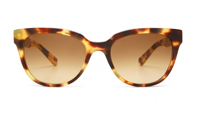 VIU The Beauty SUN - Gold Tortoise Glanz